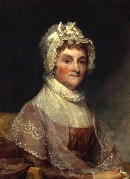 First Lady Abigail Adams