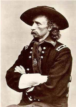 General Custer after Antitietam