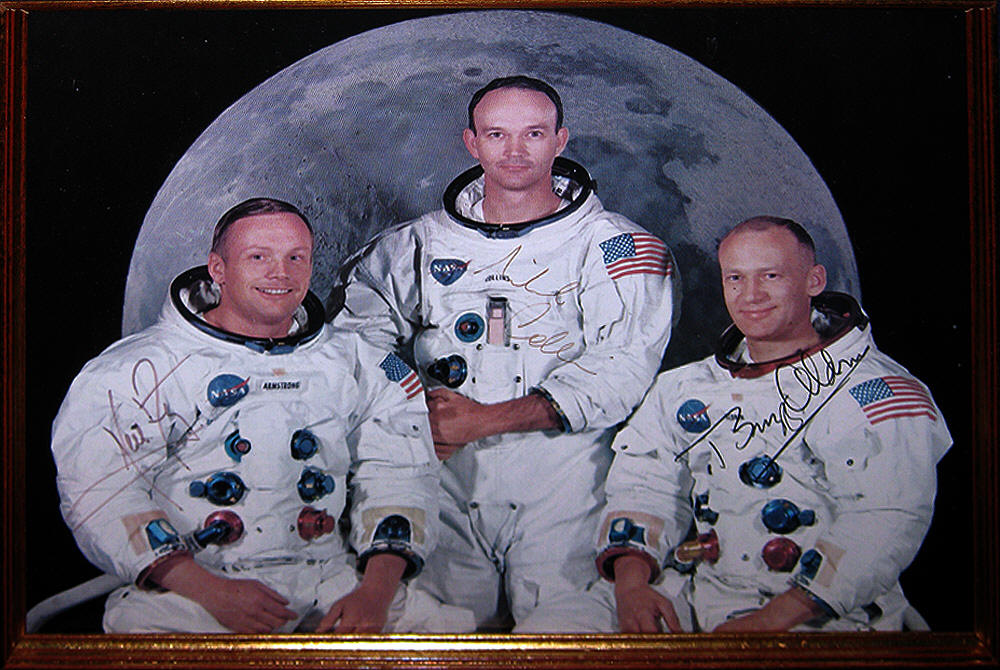 space missions before apollo 11 - photo #42