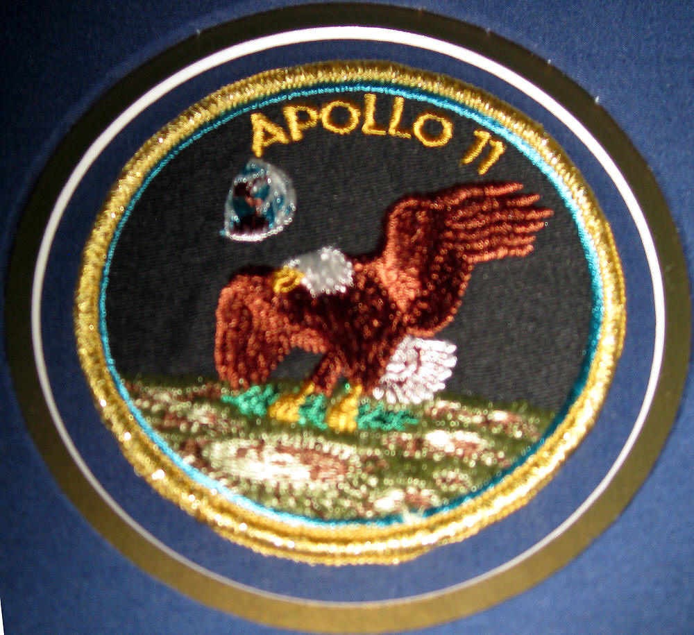 neil armstrong mission name patch - photo #4