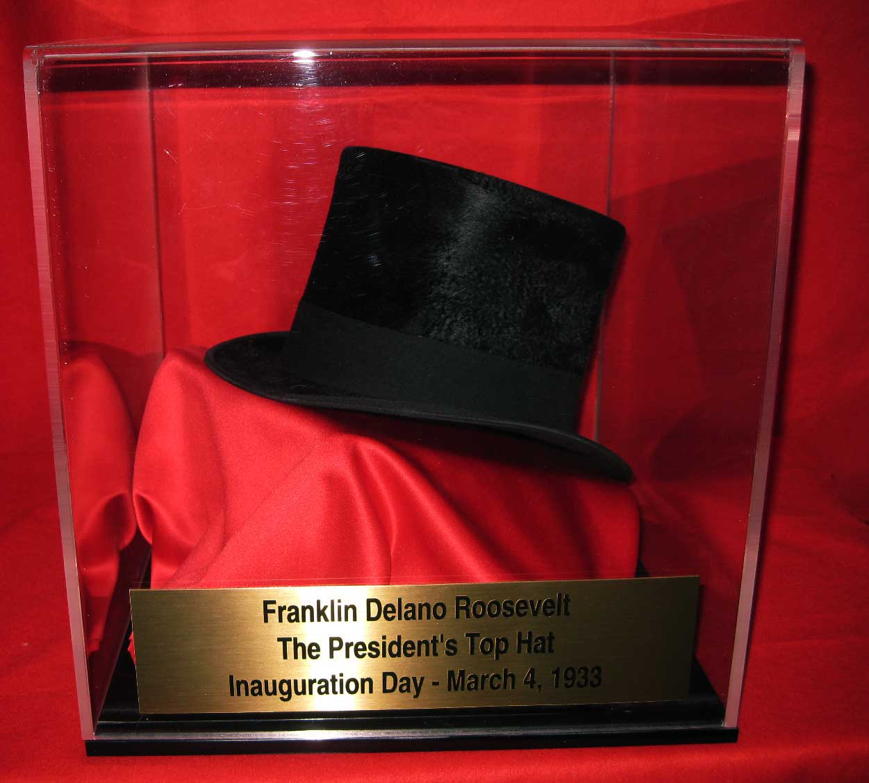 FDR's top hat
