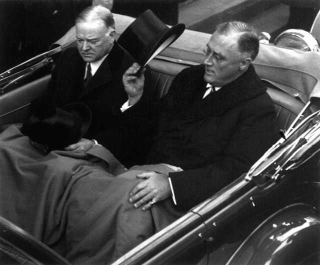 a comparison of franklin roosevelt and herbert hoover Get an answer for 'compare and contrast the respective approaches of herbert hoover and franklin d roosevelt to the issues and problems of the great depression' and.