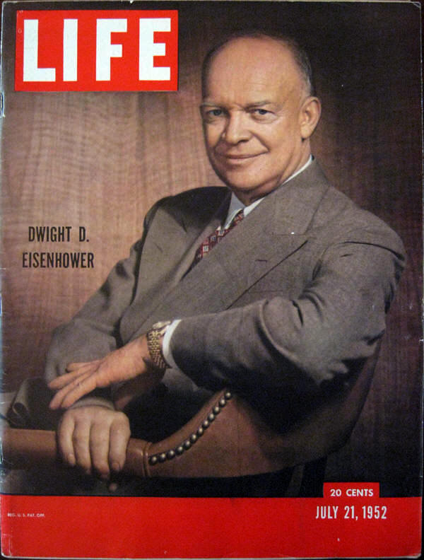 the life of john eisenhower a united states officer