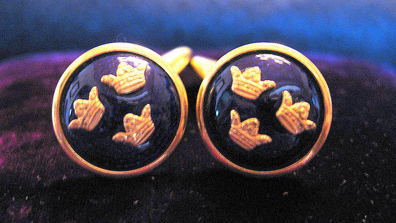 President Roosevelt's Cuff Links
