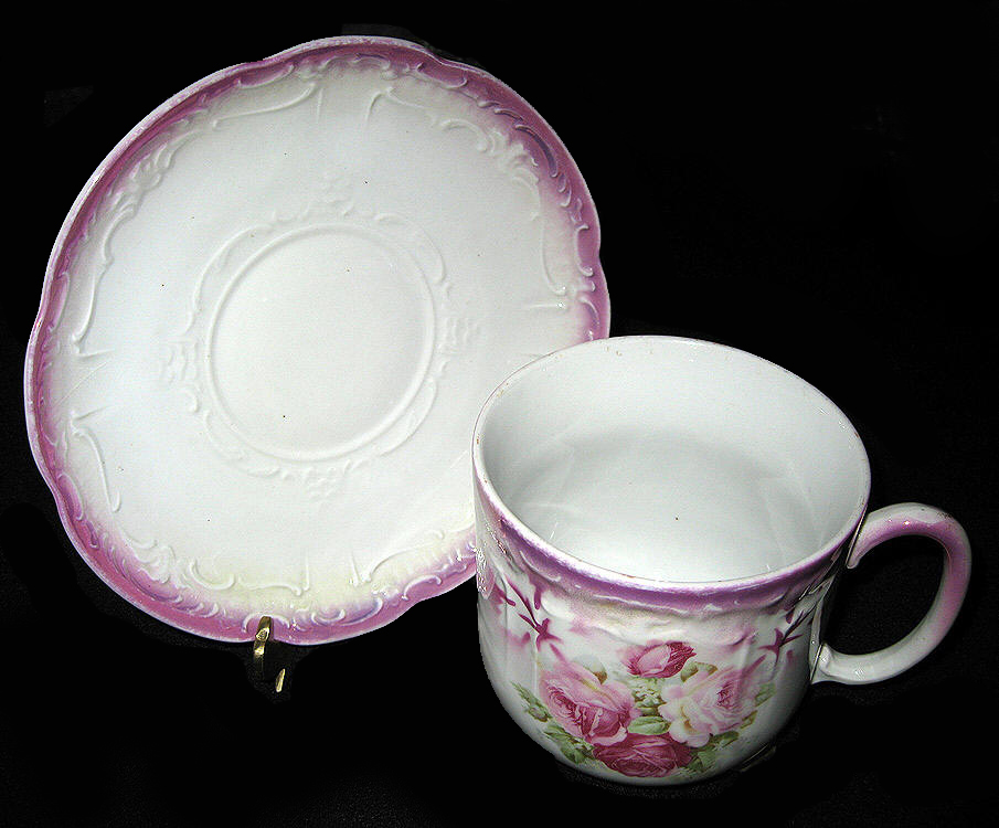 President Roosevelt's Cup & Saucer