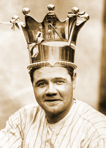 "a biography of george herman ruth jr one of americas greatest sports heroes And, on wednesday, february 6, 1895, so is a baby boy born to working-class parents in a brick row house in baltimore, mdthis baby boy is george herman ruth, jr, who will later become known as ""babe"" ruth – one of the greatest professional athletes of all time."