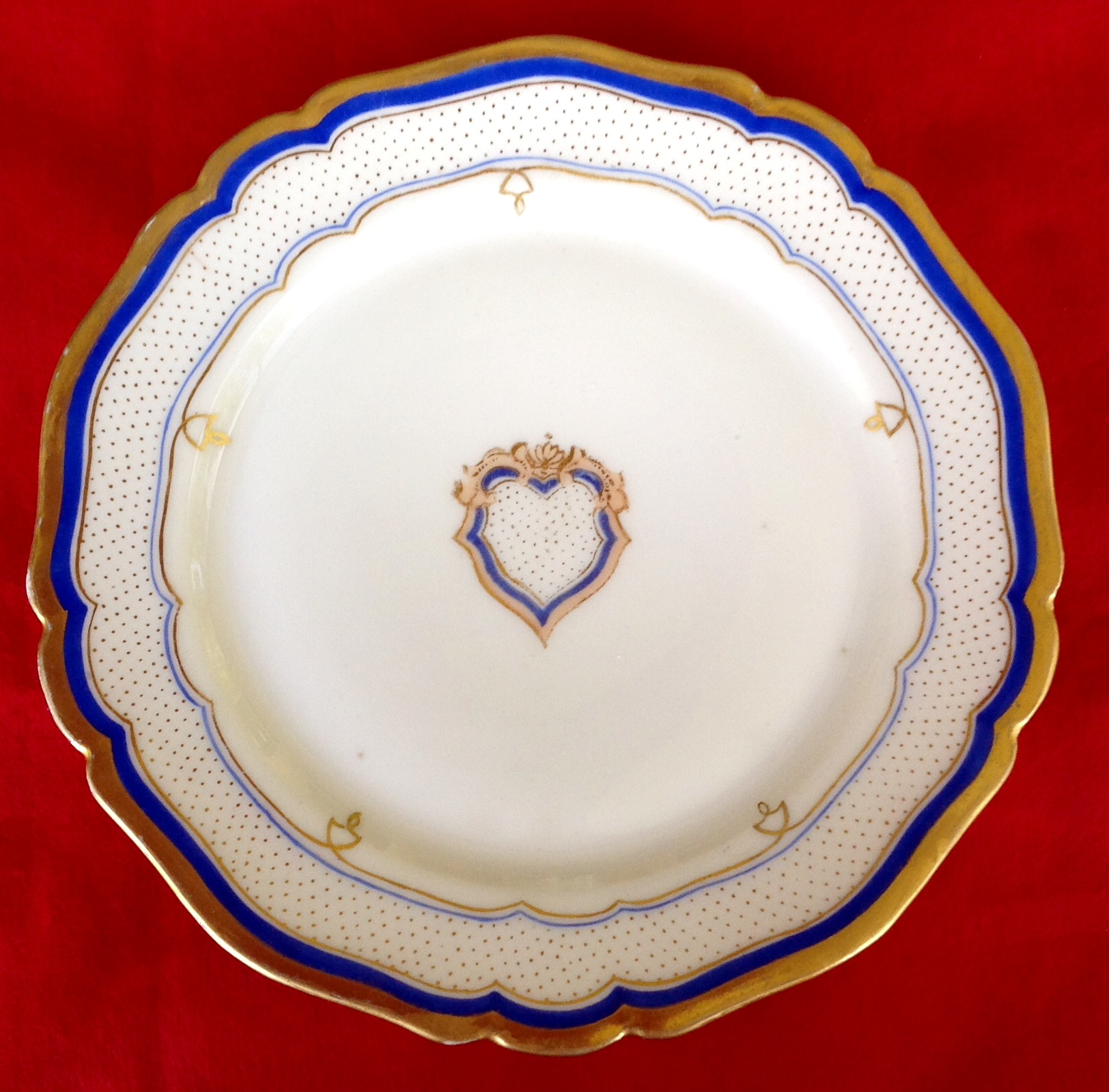 Official White House China Franklin Pierce