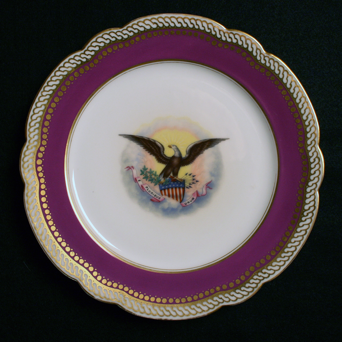Official White House China Abraham Lincoln