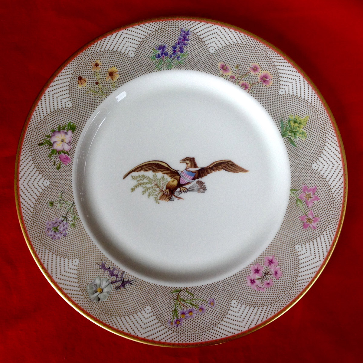 Lyndon Johnson Official White House China