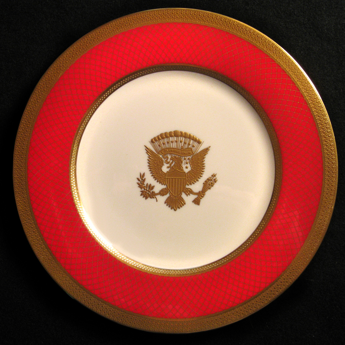 Official White House China Ronald Reagan