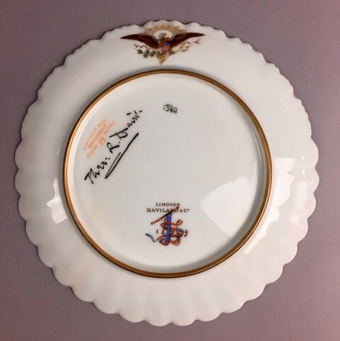 President Hayes Official White House China