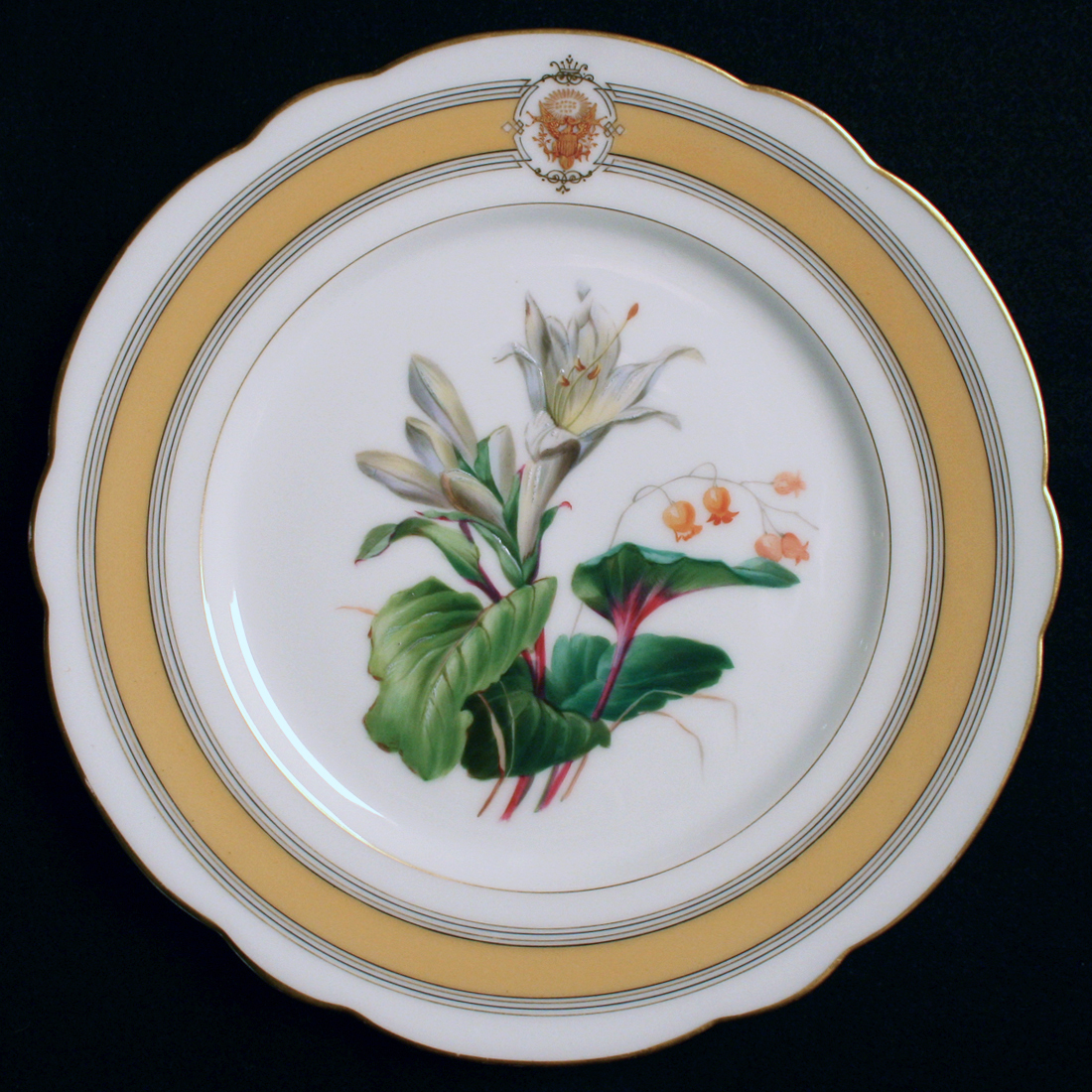 Official White House China U.S. Grant
