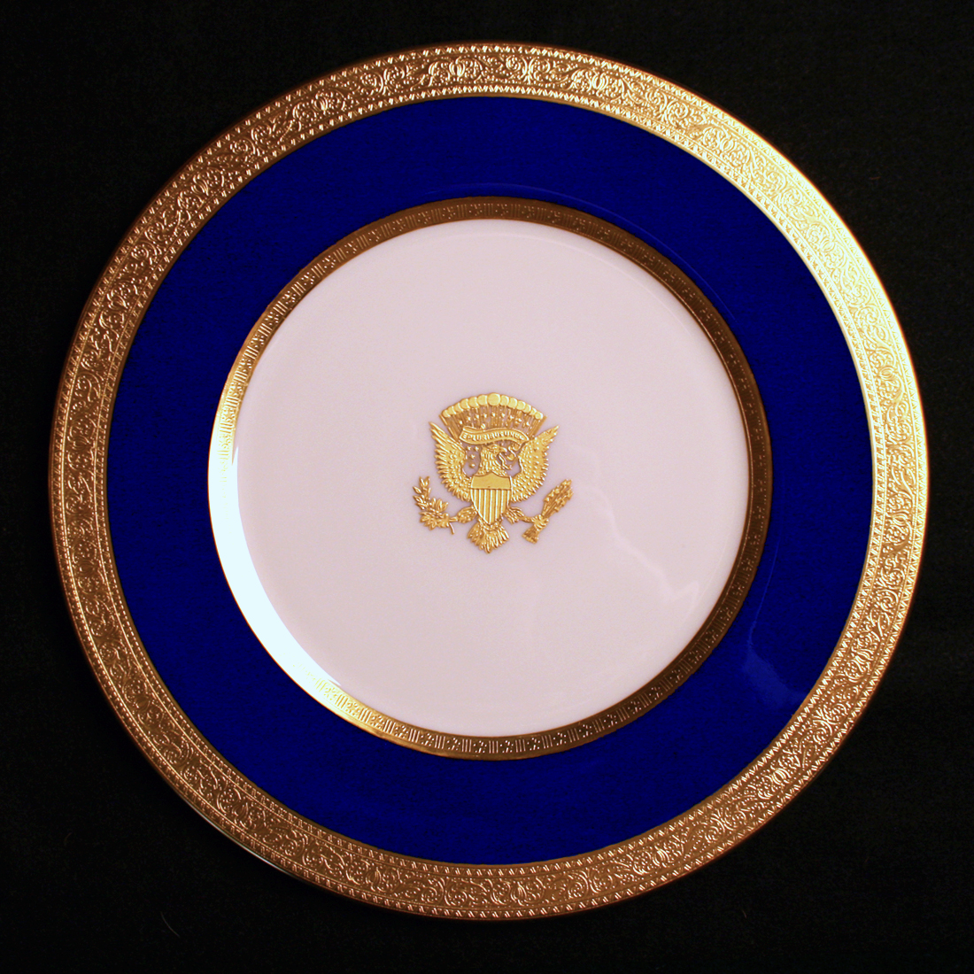 Official White House China Woodrow Wilson